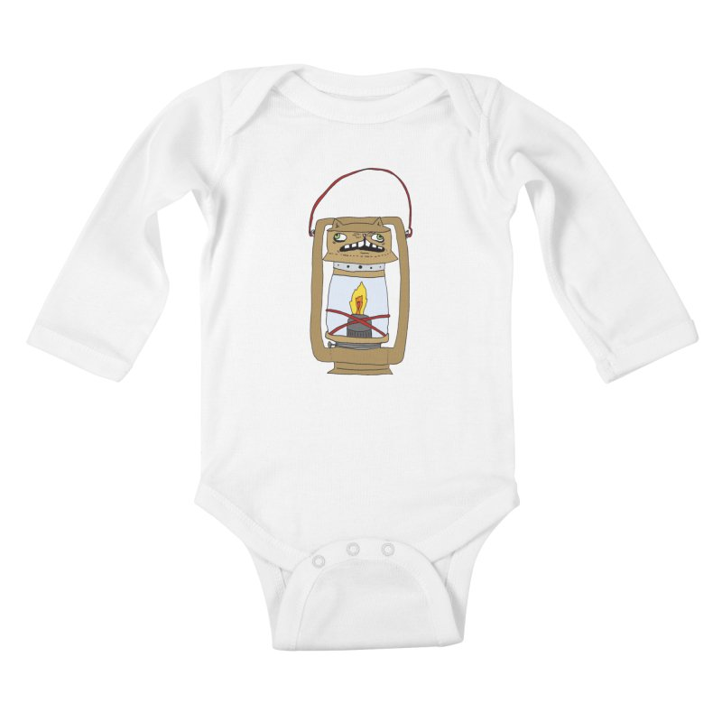 Catern Kids Baby Longsleeve Bodysuit by CATCARYEG