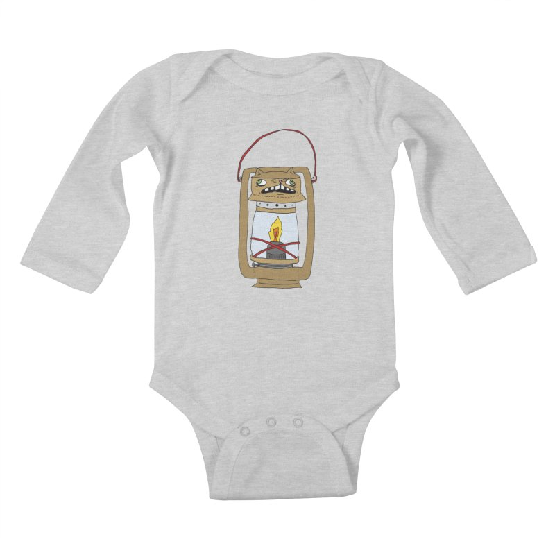 Catern Kids Baby Longsleeve Bodysuit by CATCARYEG