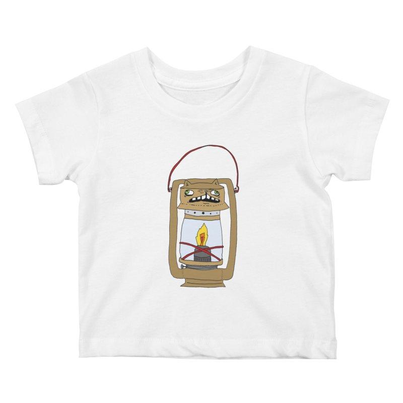 Catern Kids Baby T-Shirt by CATCARYEG
