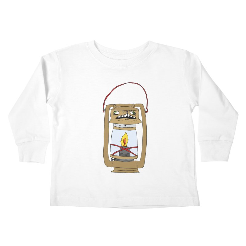 Catern Kids Toddler Longsleeve T-Shirt by CATCARYEG
