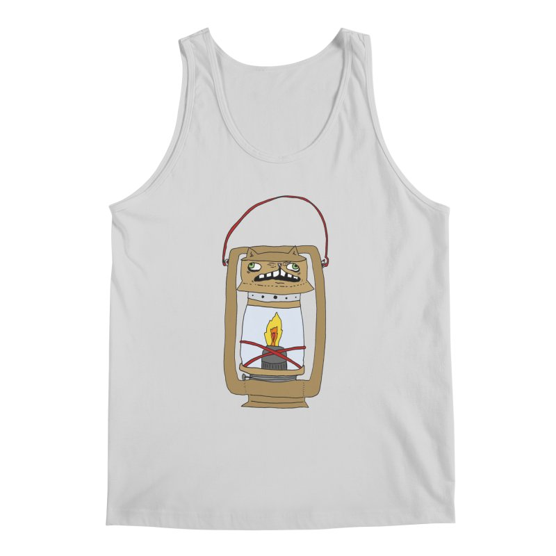 Catern Men's Regular Tank by CATCARYEG
