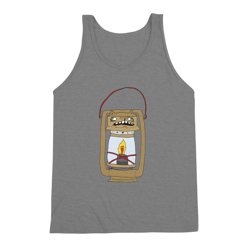 Catern Men's Triblend Tank by CATCARYEG
