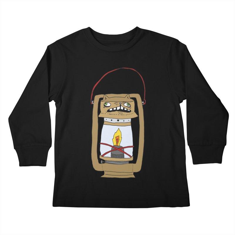 Catern Kids Longsleeve T-Shirt by CATCARYEG