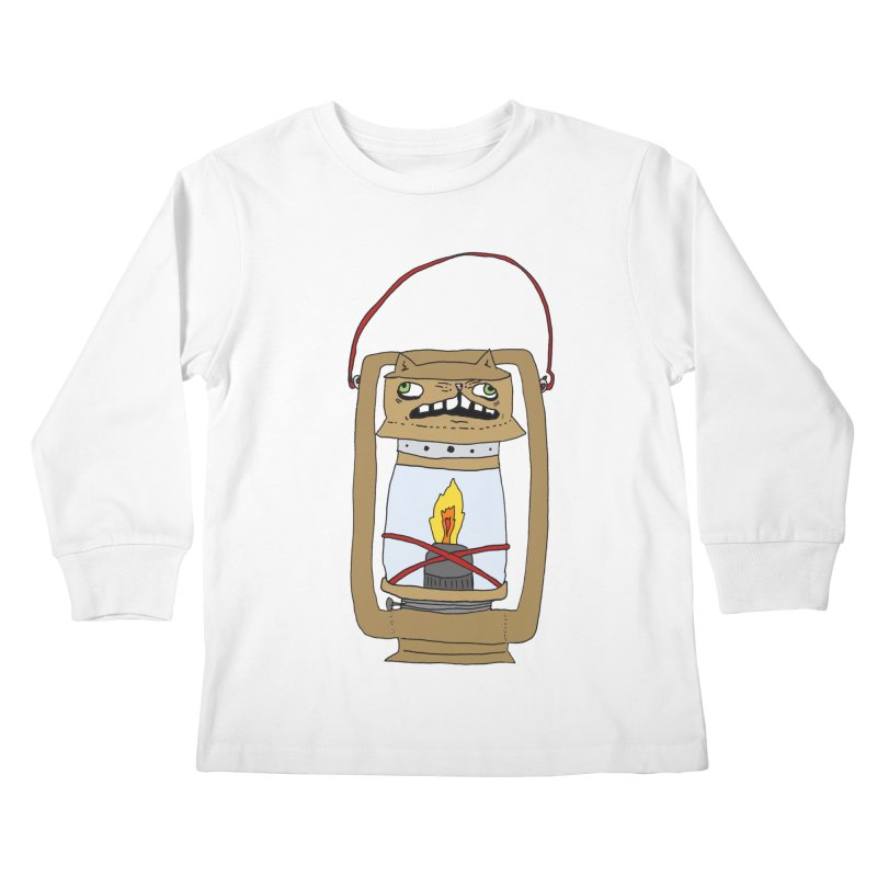 Catern Kids Longsleeve T-Shirt by CATCARYEG