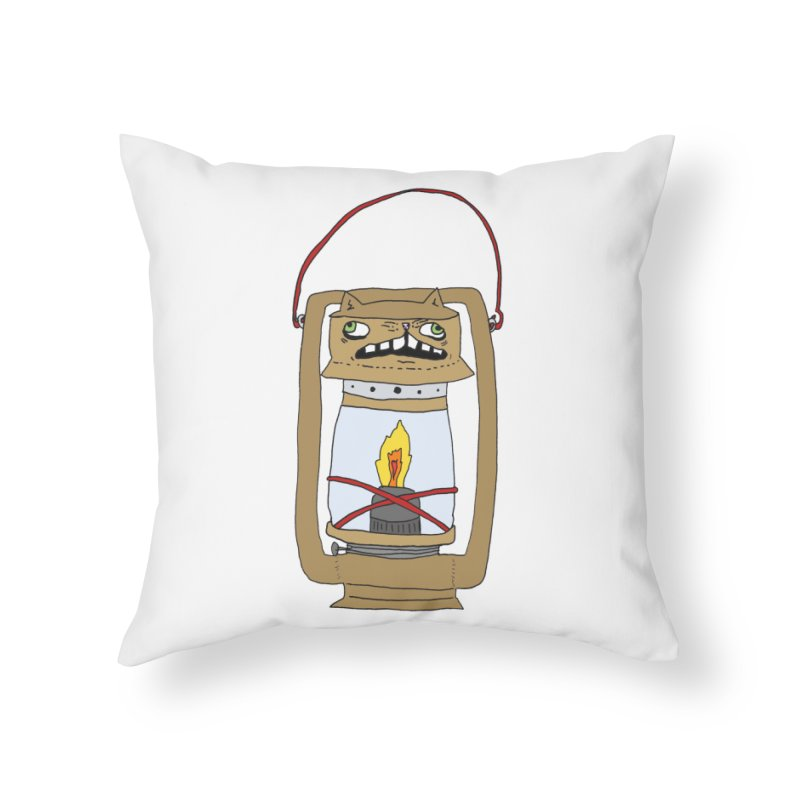 Catern Home Throw Pillow by CATCARYEG