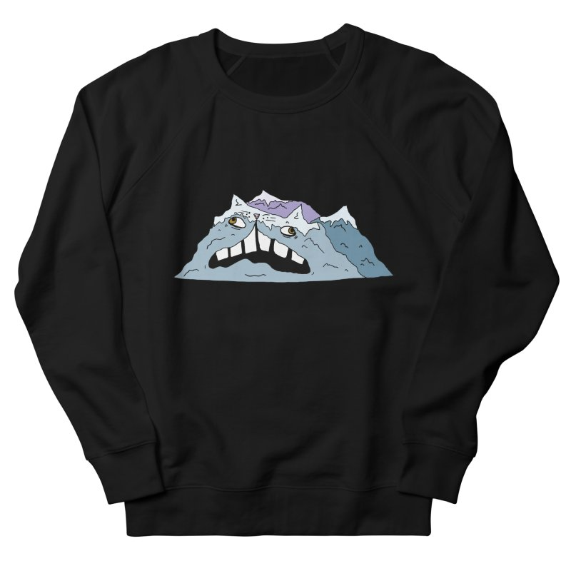 Meowtains Men's French Terry Sweatshirt by CATCARYEG