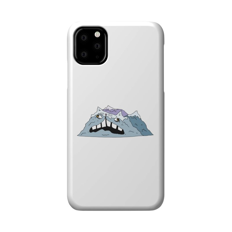 Meowtains Accessories Phone Case by CATCARYEG
