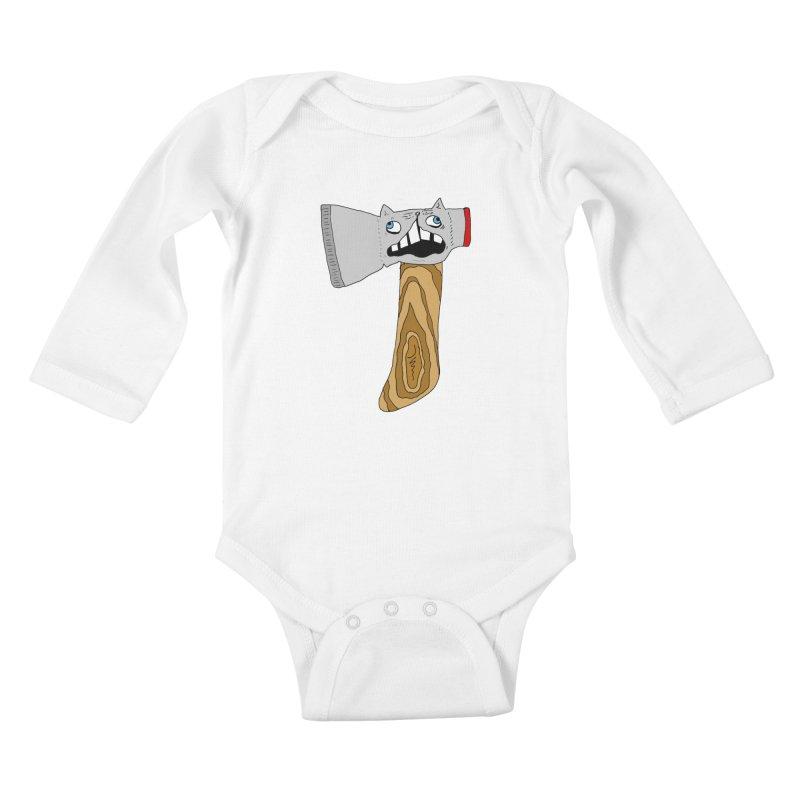 Catchet Kids Baby Longsleeve Bodysuit by CATCARYEG
