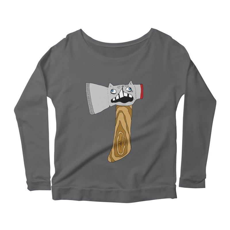 Catchet Women's Scoop Neck Longsleeve T-Shirt by CATCARYEG