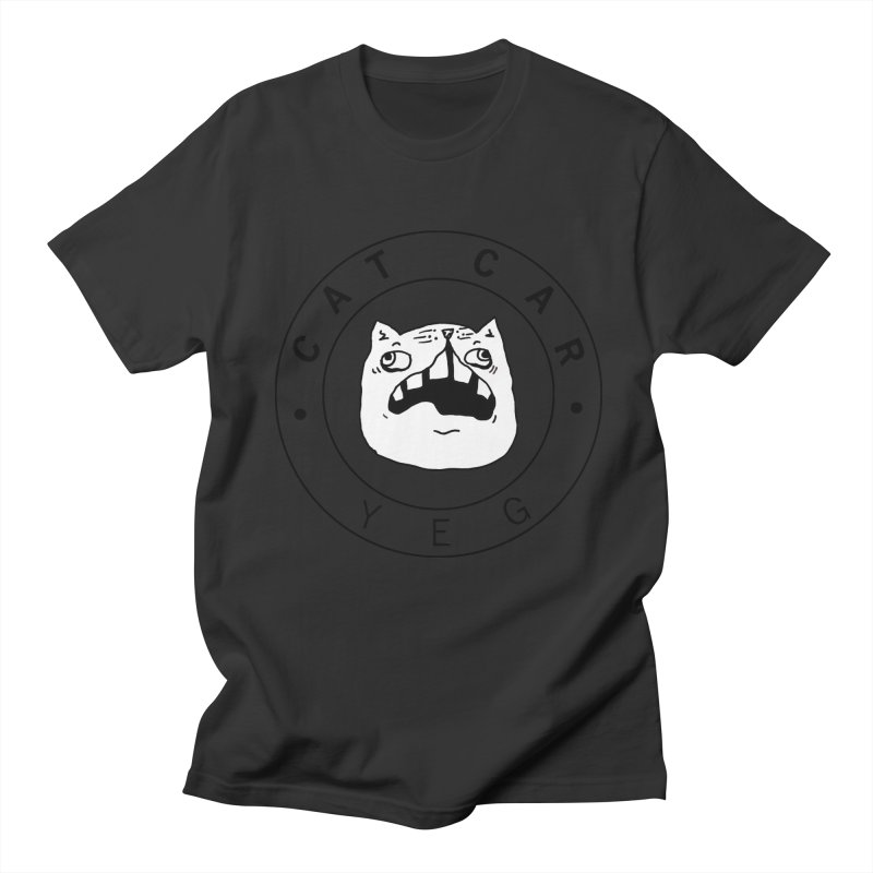 CAT CAR YEG Women's Regular Unisex T-Shirt by CATCARYEG