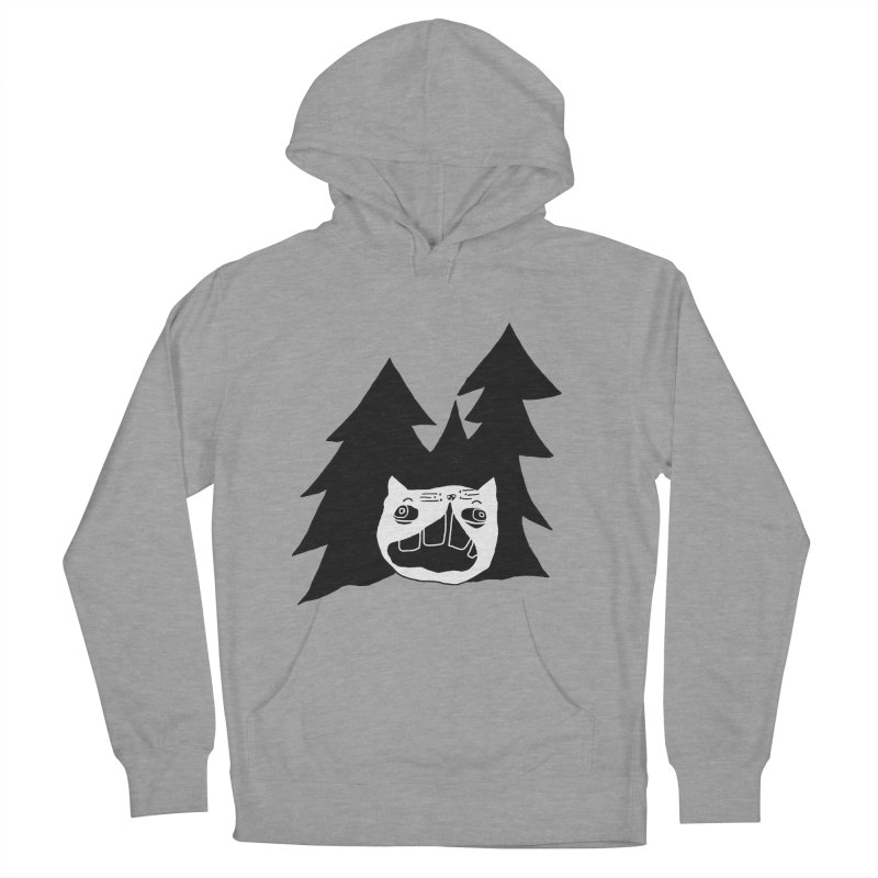 Evermeow Men's French Terry Pullover Hoody by CATCARYEG