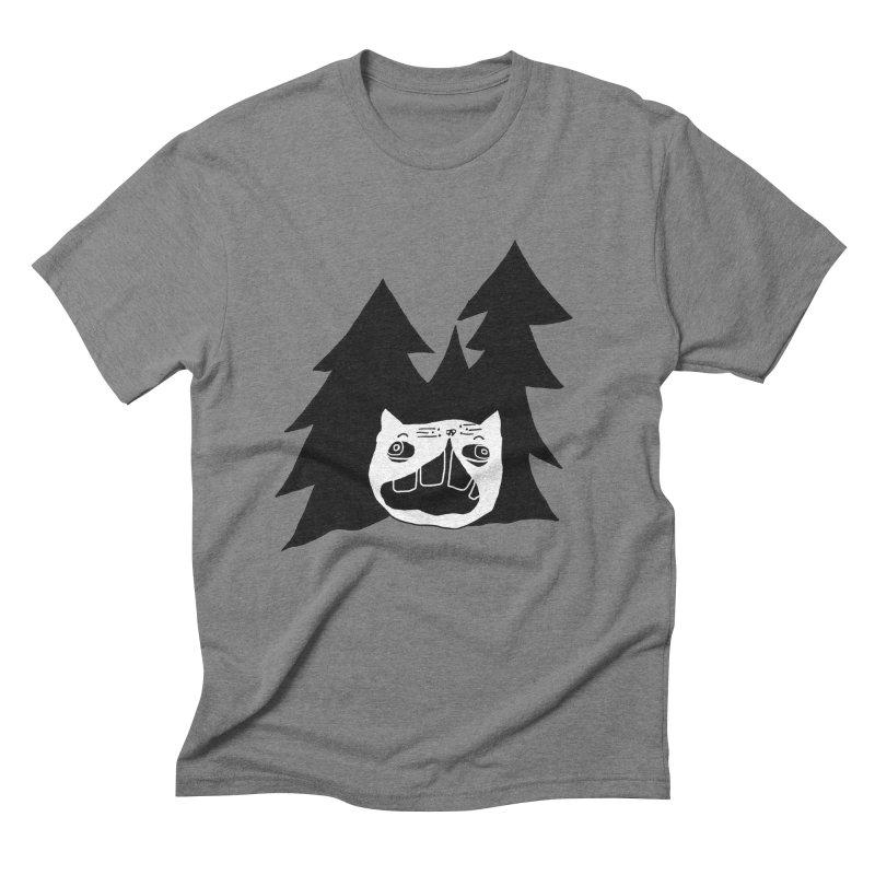 Evermeow Men's Triblend T-Shirt by CATCARYEG