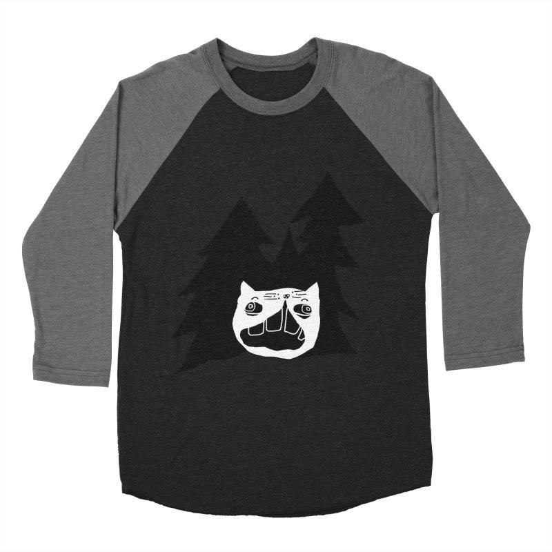 Evermeow Women's Baseball Triblend Longsleeve T-Shirt by CATCARYEG
