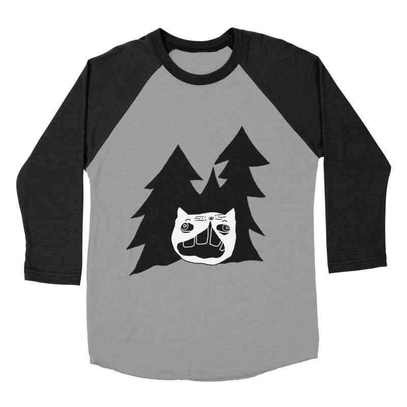 Evermeow Men's Baseball Triblend Longsleeve T-Shirt by CATCARYEG