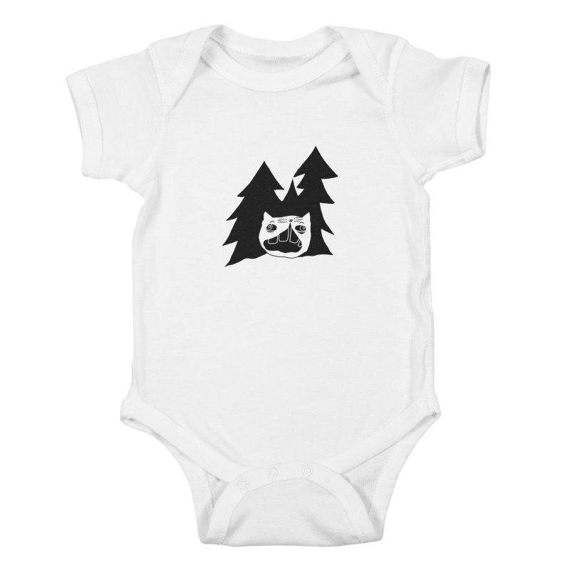 Evermeow Kids Baby Bodysuit by CATCARYEG