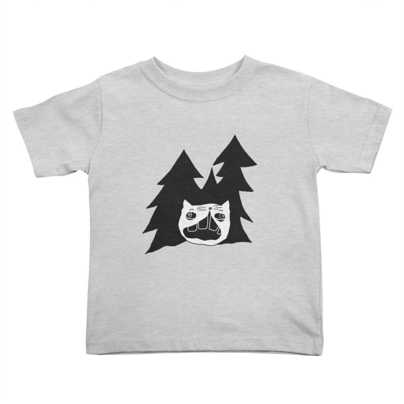 Evermeow Kids Toddler T-Shirt by CATCARYEG