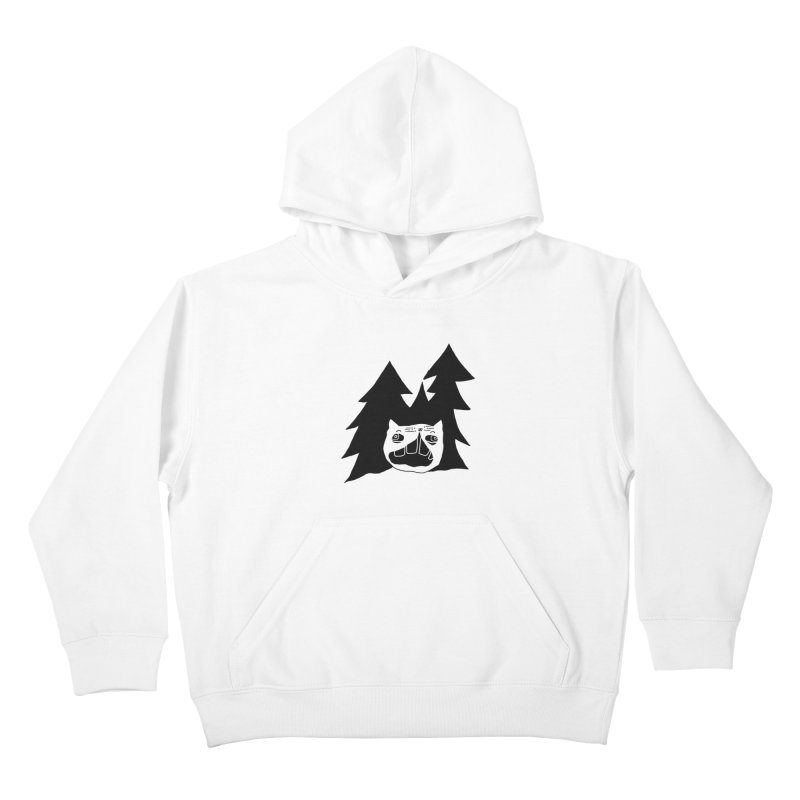 Evermeow Kids Pullover Hoody by CATCARYEG