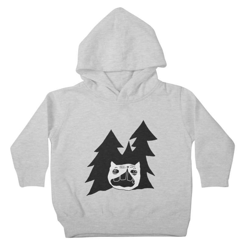 Evermeow Kids Toddler Pullover Hoody by CATCARYEG