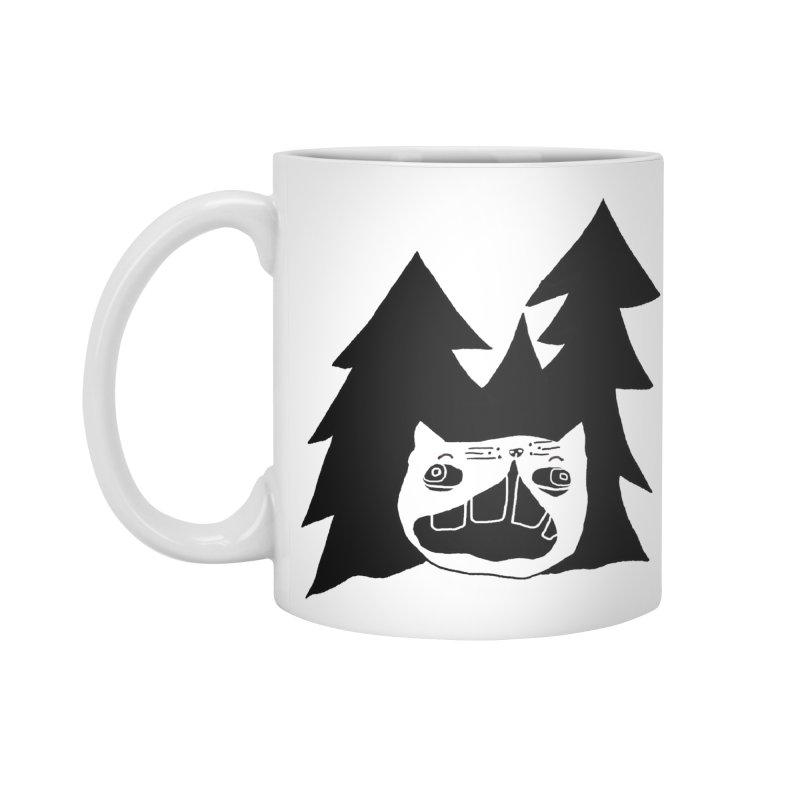 Evermeow Accessories Standard Mug by CATCARYEG