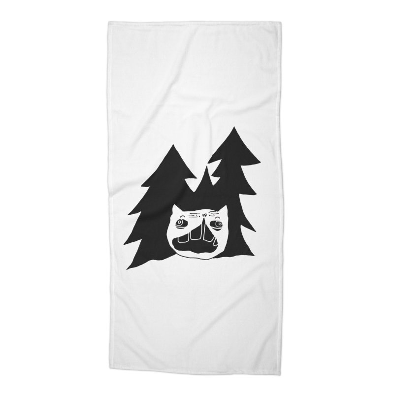 Evermeow Accessories Beach Towel by CATCARYEG