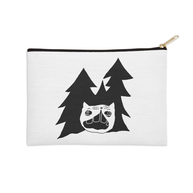 Evermeow Accessories Zip Pouch by CATCARYEG