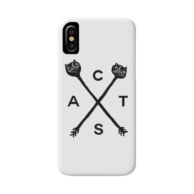 Cats? Cast? Accessories Phone Case by CATCARYEG