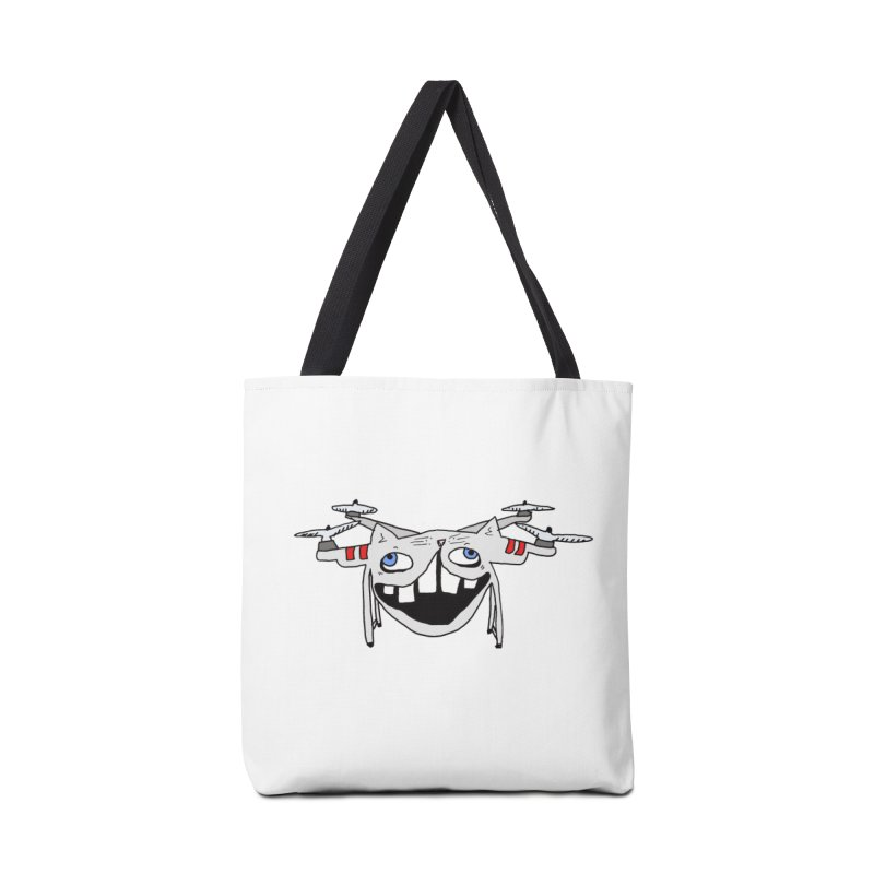 Drone Cat Accessories Bag by CATCARYEG