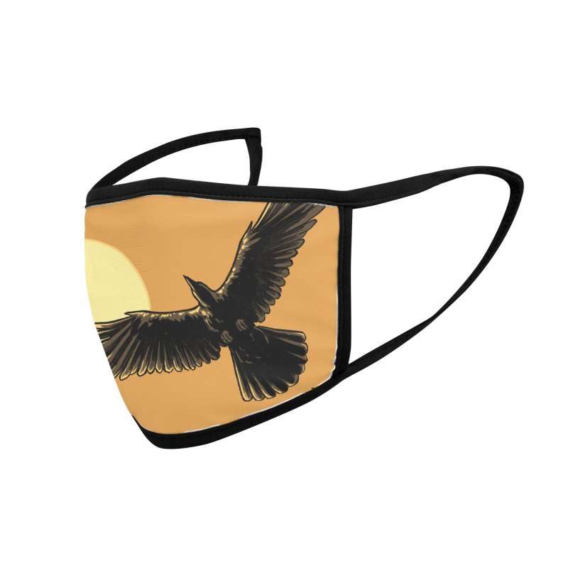 Diurnal Accessories Face Mask by Catparrts' Shop