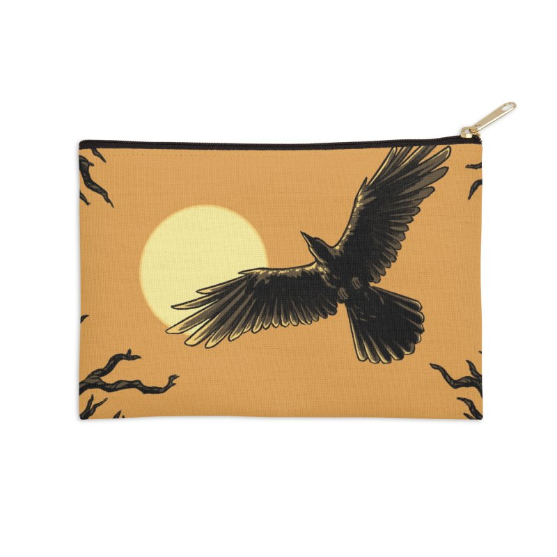 Diurnal Accessories Zip Pouch by Catparrts' Shop