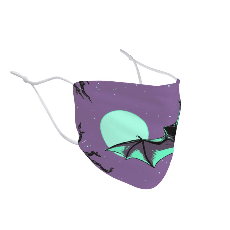 Nocturnal Accessories Face Mask by Catparrts' Shop