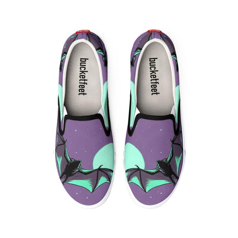 Nocturnal Men's Shoes by Catparrts' Shop