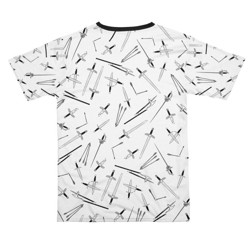 Steel Men's Cut & Sew by Catparrts' Shop