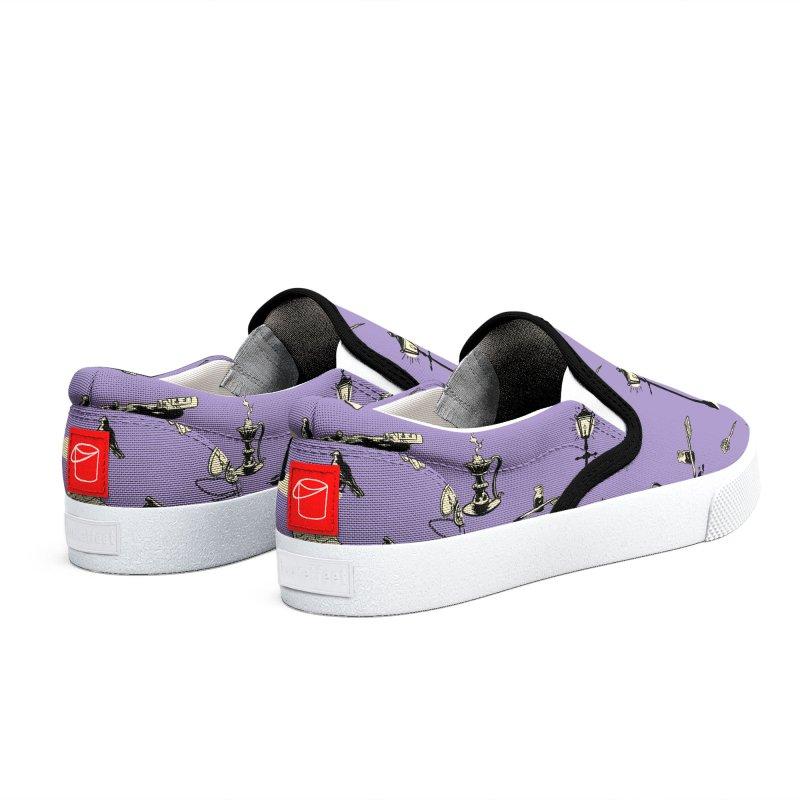 Lamplight Women's Shoes by Catparrts' Shop