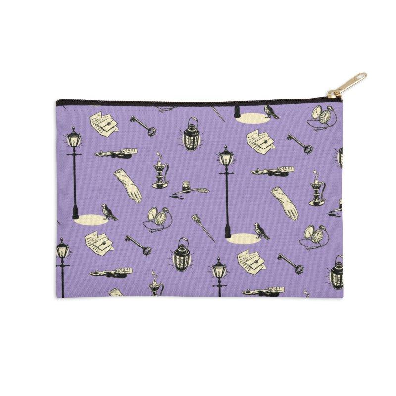 Lamplight Accessories Zip Pouch by Catparrts' Shop