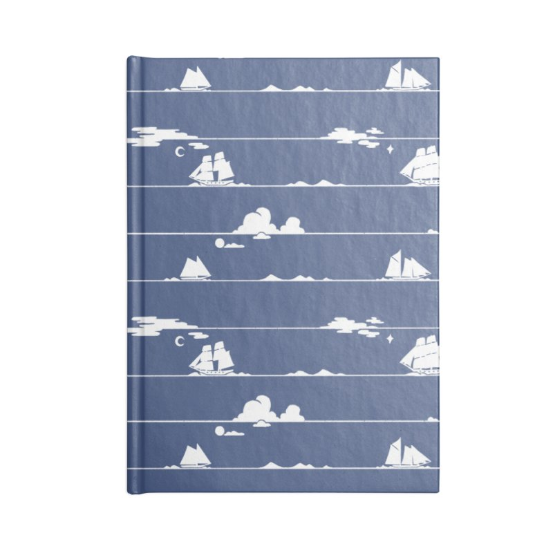 Parallel Horizons Accessories Notebook by Catparrts' Shop