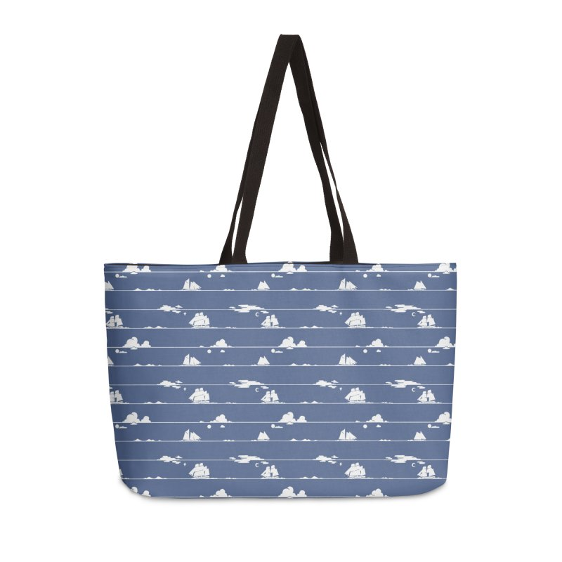 Parallel Horizons Accessories Bag by Catparrts' Shop