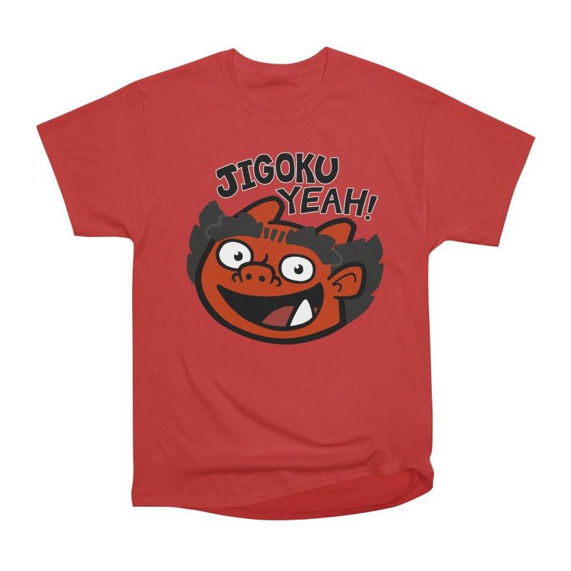 Jigoku Yeah Shirt Women's T-Shirt by Cattype's Artist Shop