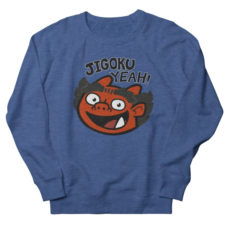Jigoku Yeah Shirt Men's Sweatshirt by Cattype's Artist Shop