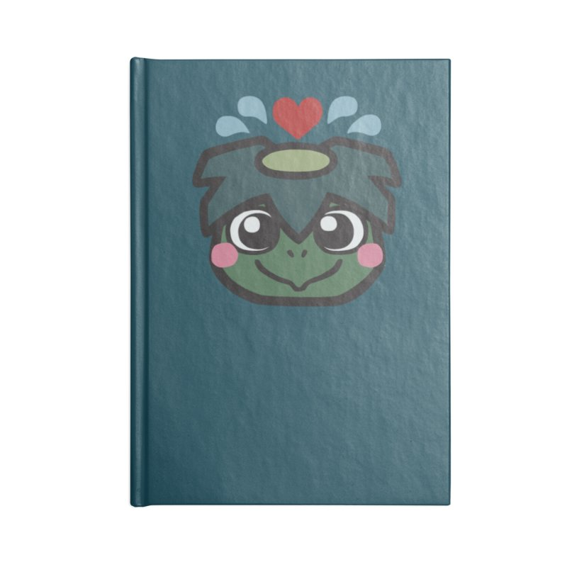 Kappa Love Accessories Notebook by Cattype's Artist Shop