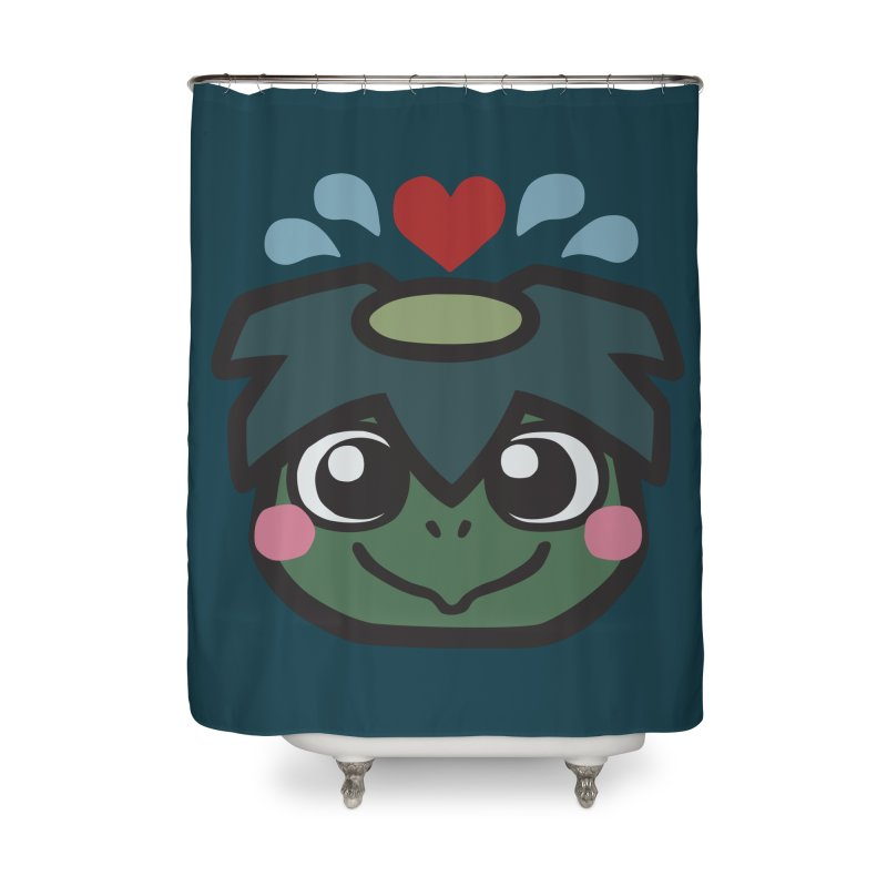 Kappa Love Home Shower Curtain by Cattype's Artist Shop