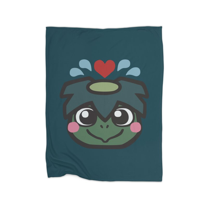 Kappa Love Home Blanket by Cattype's Artist Shop