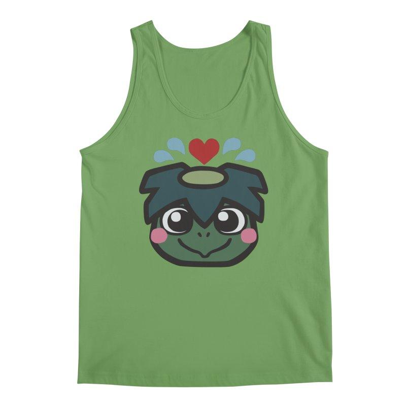 Kappa Love Men's Tank by Cattype's Artist Shop