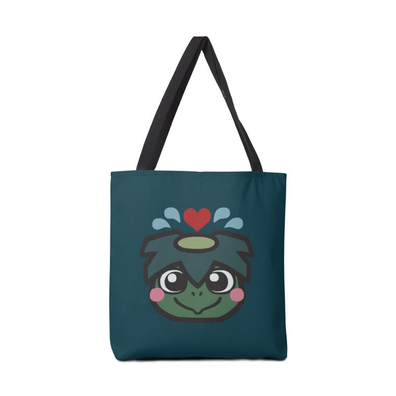 Kappa Love Accessories Bag by Cattype's Artist Shop