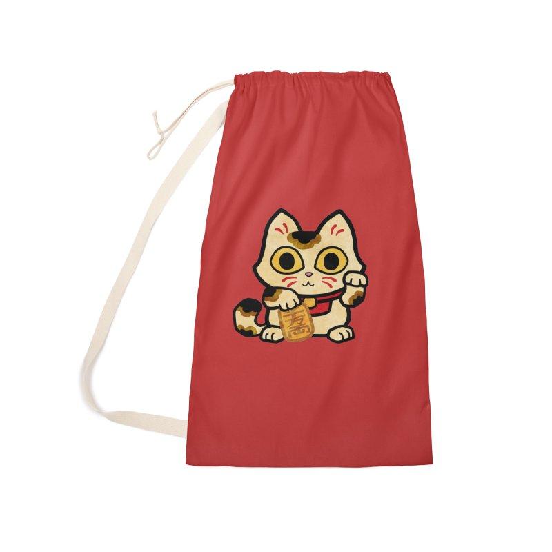 Maneki Neko Accessories Bag by Cattype's Artist Shop
