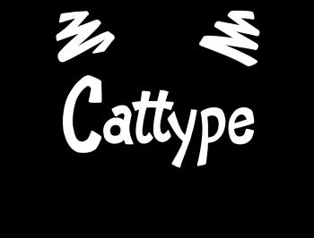 Cattype's Artist Shop Logo