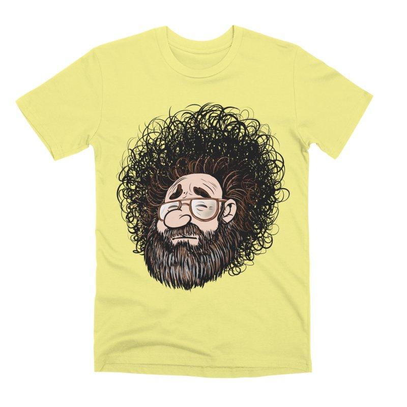 Self Portrait 2017 Men's Premium T-Shirt by Magic Inkwell