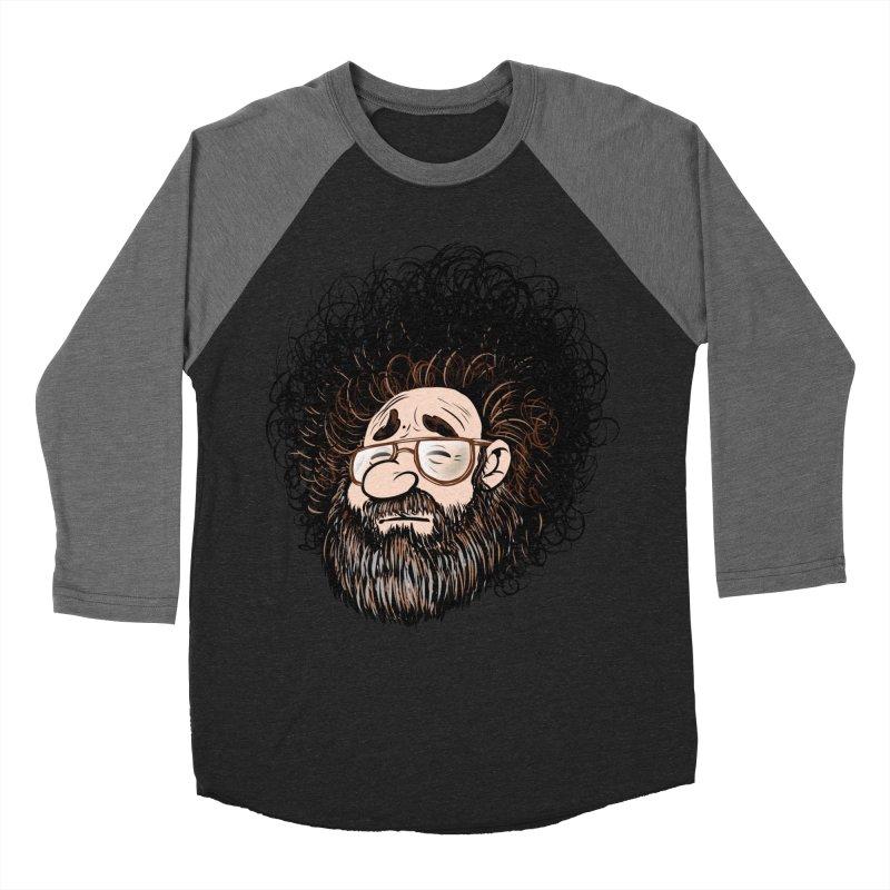 Self Portrait 2017 Men's Baseball Triblend Longsleeve T-Shirt by Magic Inkwell