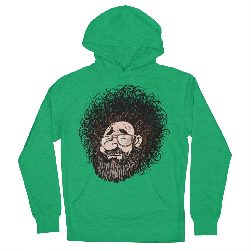 Self Portrait 2017 Women's French Terry Pullover Hoody by Magic Inkwell