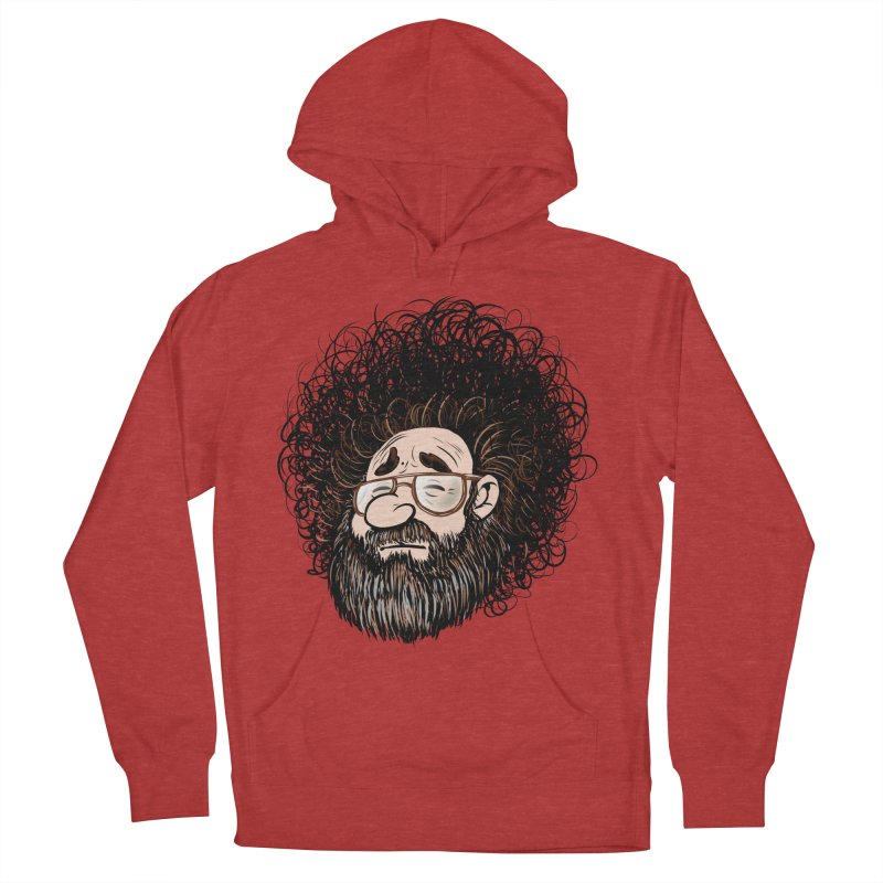 Self Portrait 2017 Men's Pullover Hoody by Magic Inkwell