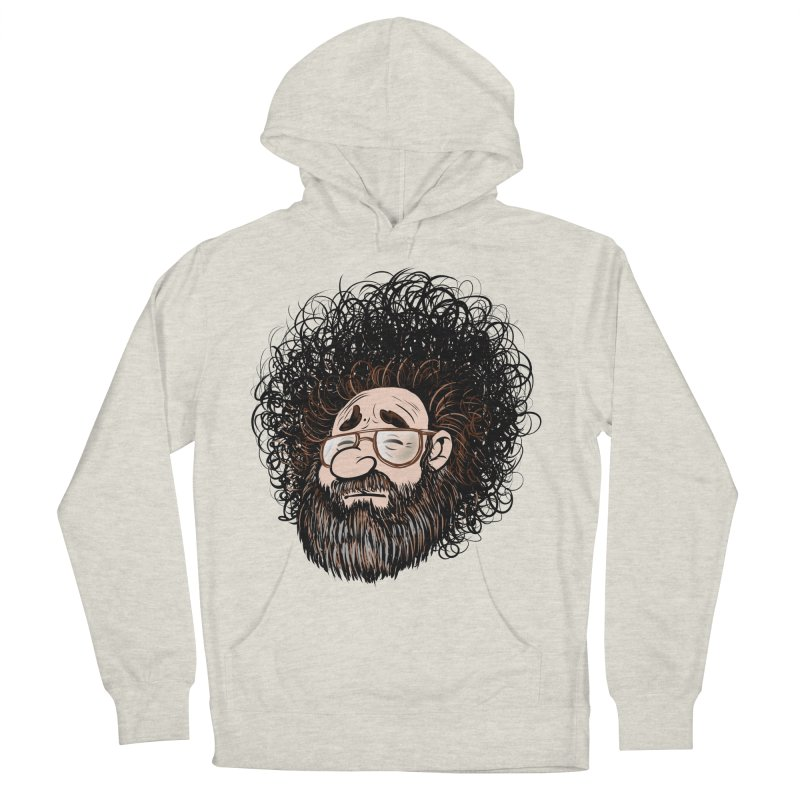 Self Portrait 2017 Men's French Terry Pullover Hoody by Magic Inkwell